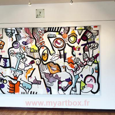 animation artistique Lyon