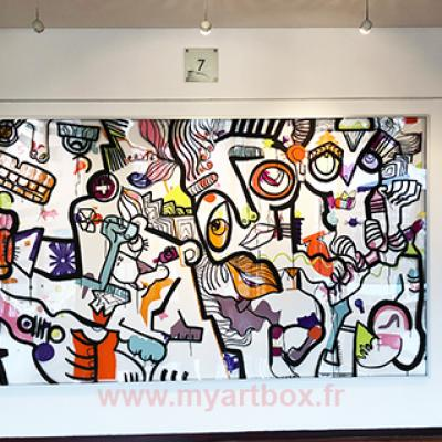 animation artistique Paris
