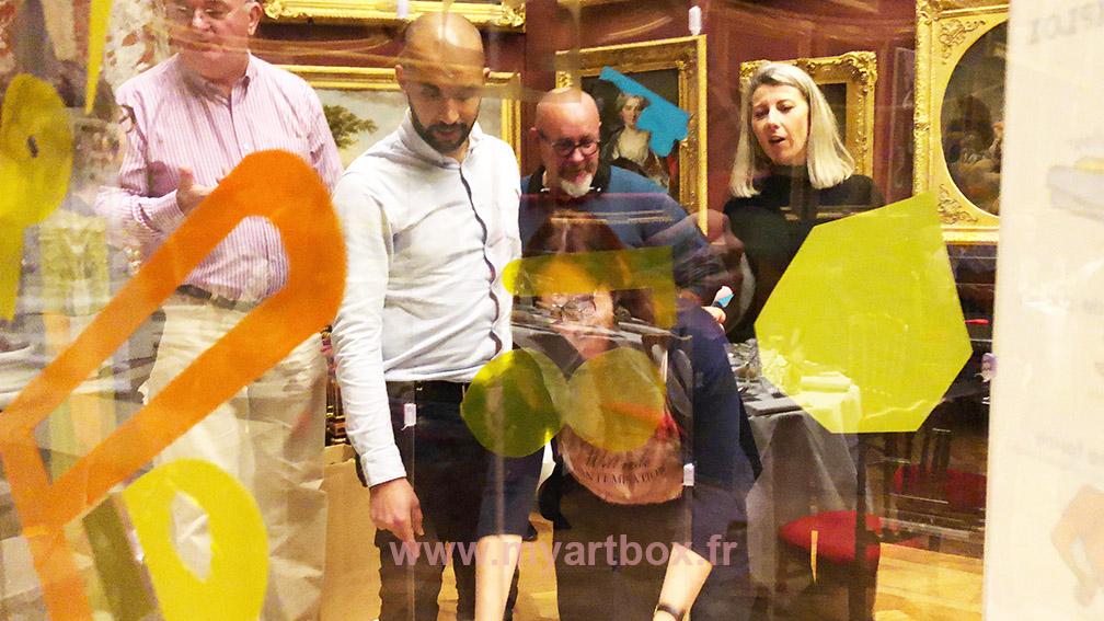 animation participative convention