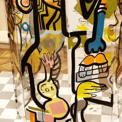 graffeur Paris