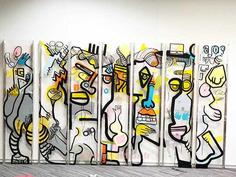 graffiti Nice
