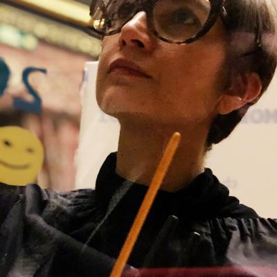 street artiste Annecy