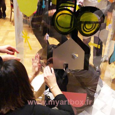 team building atelier fresque