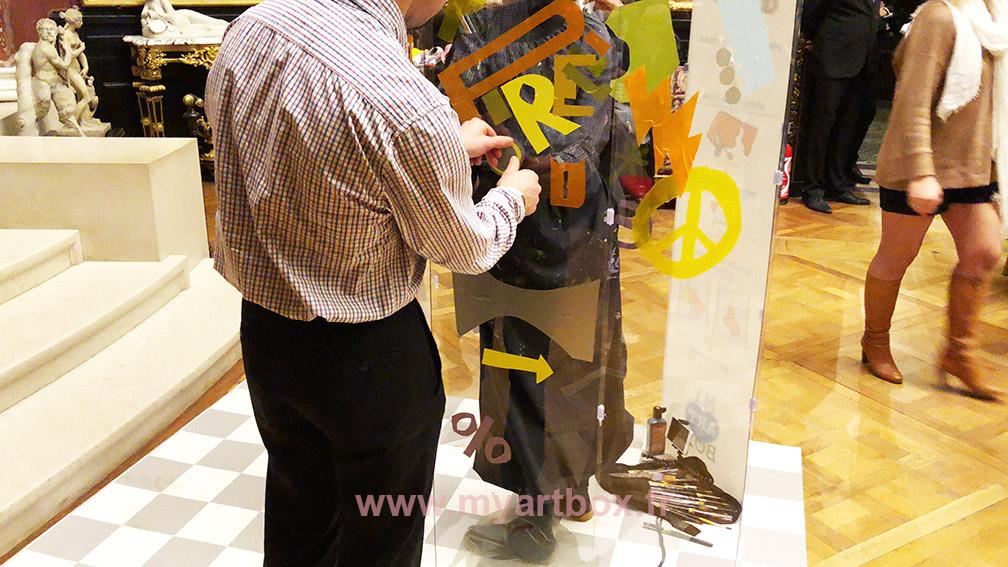 team building fresque geante entreprise